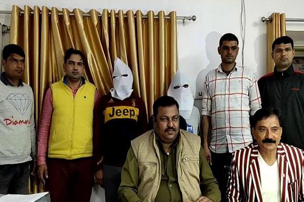 cia 2 team gets great success in bahadurgarh 2 vicious criminals