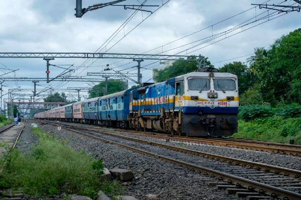 investment of 22 thousand crores can come from 150 private trains