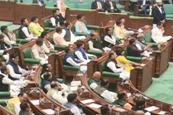 mp legislative assembly proposal extend sc st reservation 10 yrs pass