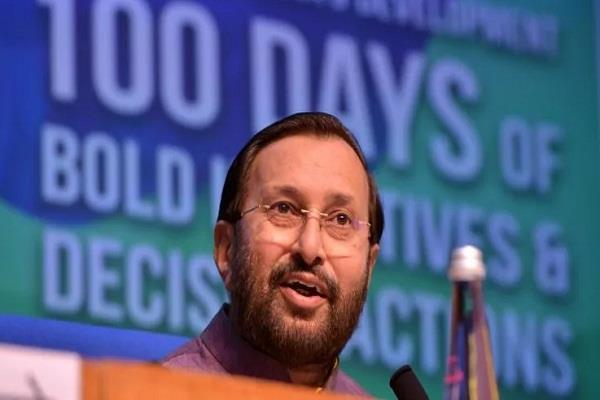 javadekar says action plan to bring economy back on budget