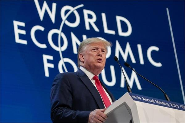an economic boom the likes of which world have never seen trump