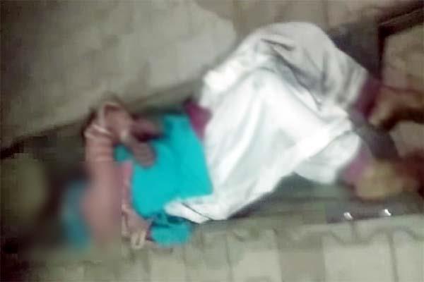 deadbody of unknown woman found in baddi