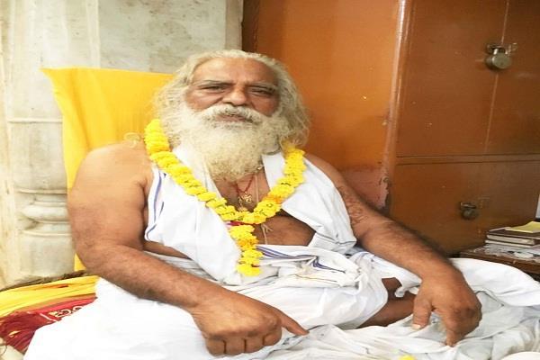 nritya gopal das president of shri ram janmabhoomi nyas