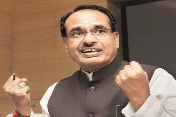 shivraj singh vowed to give justice to dalit youth