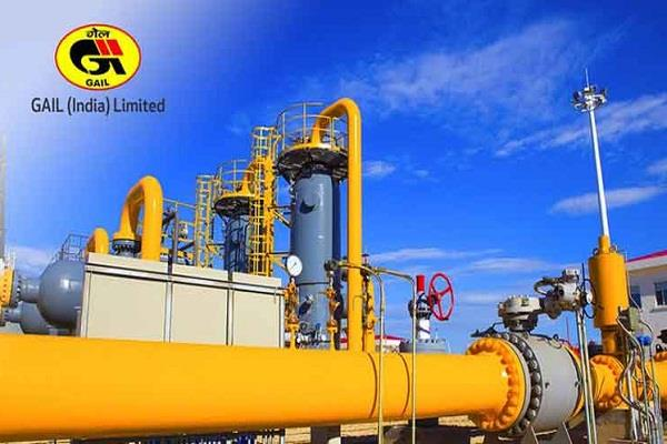 gail to invest rs 45 000 crore in the framework of a gas based economy