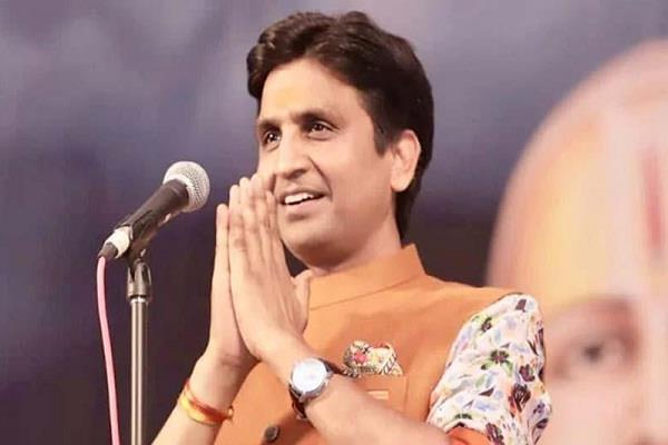 kumar vishwas broke silence on speculation about joining bjp