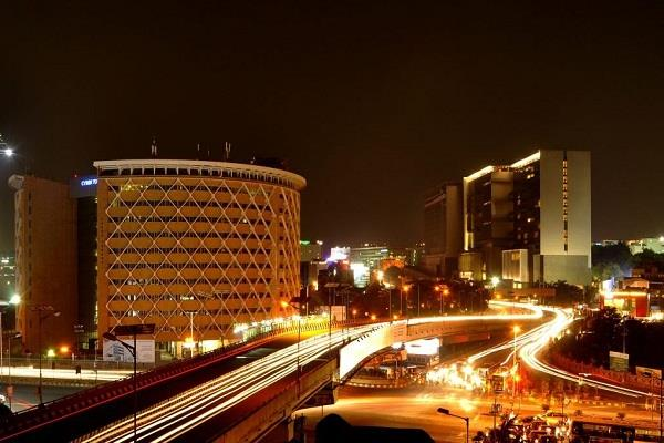 hyderabad overtakes 130 cities of the world to become number one