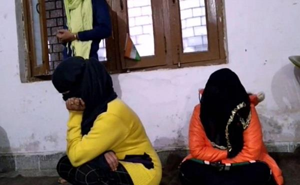 sex racket busted haryana dancer caught in up during raid