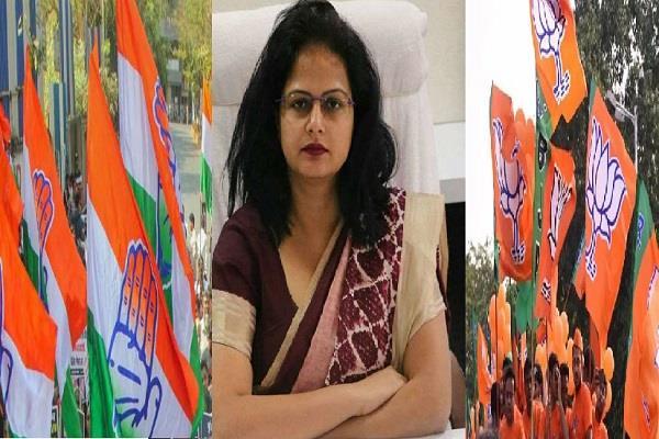 congress agitated by former minister s remarks dhritarashtra told shivraj