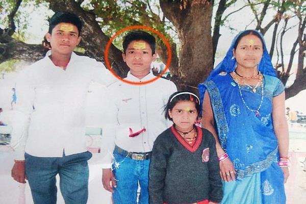 killing 13 yr old farmer s son not ransom 30 lakhs leader opp express grief