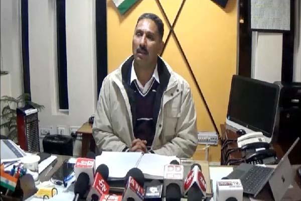 punjab police handed over the list of drug peddlers to himachal police