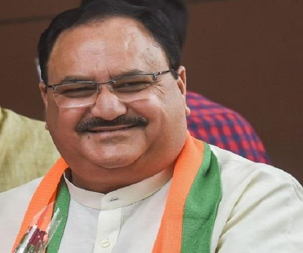 jp nadda will be the next national president of bjp
