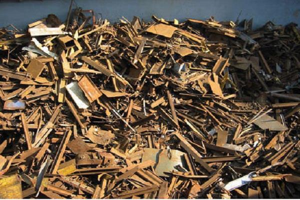 there was a demand to make steel junk import free