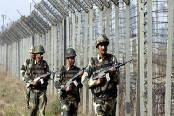 pak breaks mortar in shahpur sector army gives a befitting reply