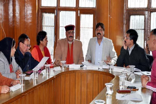 mc dharamshala meeting