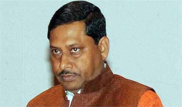 bjp mp ramshankar katheria said  opposition is opposing