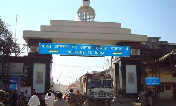 up high alert issued on india nepal border on republic day