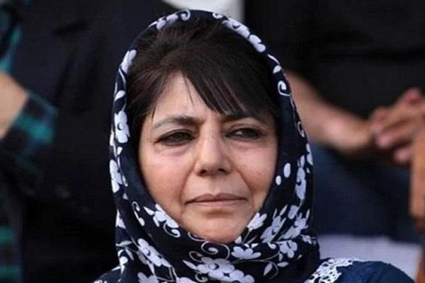 jammu kashmir administration released two pdp leaders house arrest