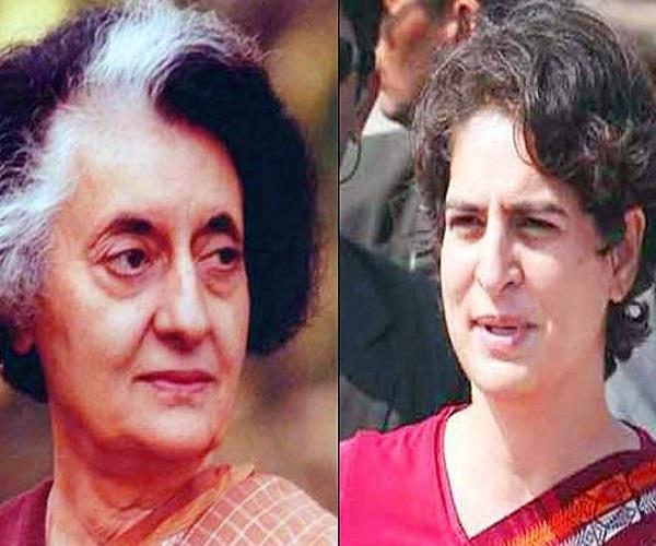 mp govt min congratulated priyanka her b day special way adv indira is back