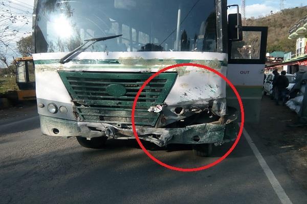 tragic accident on nh 21