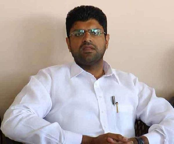 dushyant chautala jjp listed as a state party