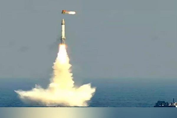 army successfully test fires another k 4 missile