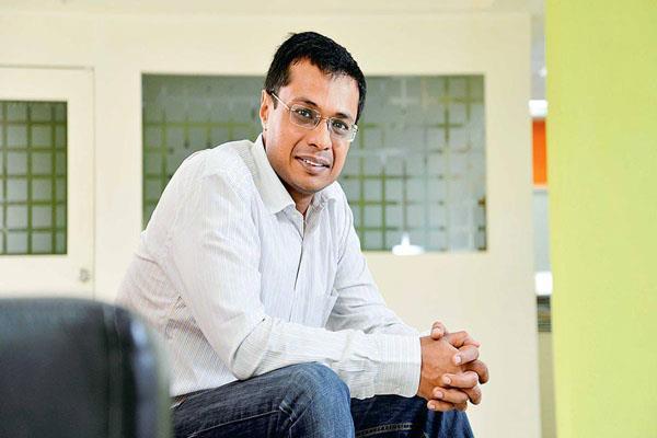 sachin bansal resigns from ujjivan small finance bank board of directors
