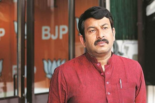 10 questions to ask kejriwal on delhi government s failure manoj tiwari
