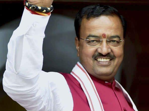 maurya said  our government did more than aunt and nephew