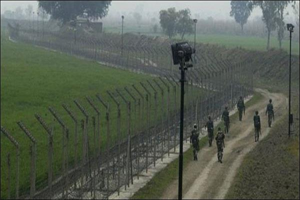 intruders will not be able to cut this special wire on the border