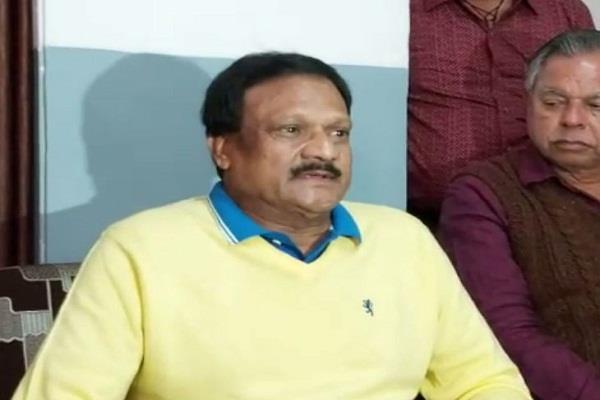 vijayvargiya chairman cbi raw recognize criminals smell eat style min verma