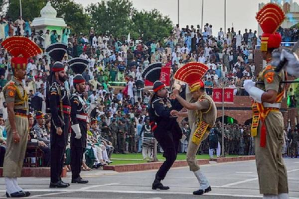 there was bitterness in indo pak relations on republic day