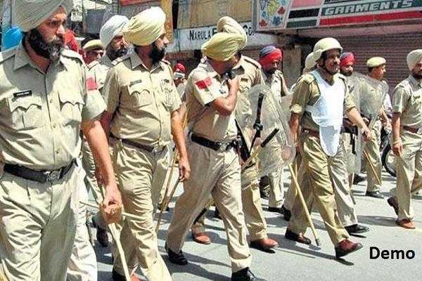 security arrangements in punjab in view of republic day