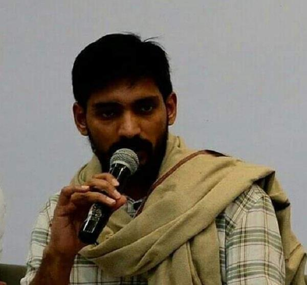 entry of jnu alumnus leader in priyanka gandhi team