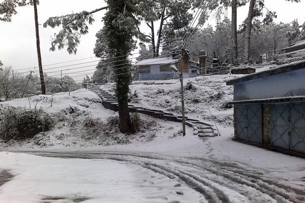 heavy snowfall in himachal jammu kashmir