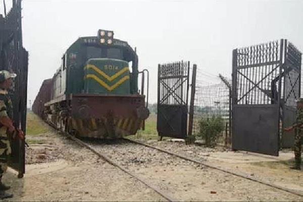 india told pakistan samjhauta express train coaches returned