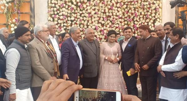subhash barala daughter ring ceremony