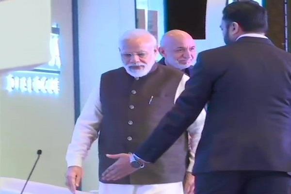 raisina dialogue pm modi inaugurated s jaishankar also seen with