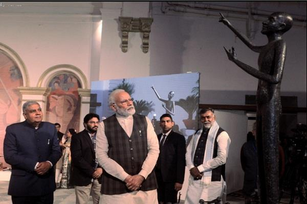 india has emerged as a major center of heritage tourism in the world modi