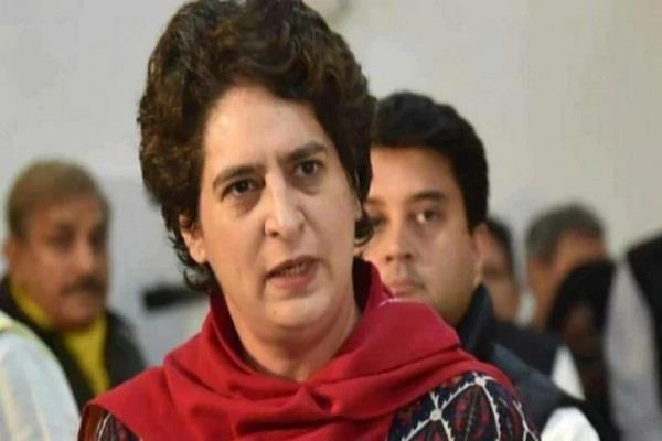 priyanka shrugged off the pm said how modi wants to build delhi