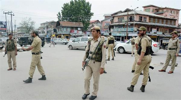 j k police 26 jan jais a mohammad terrorism