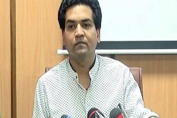fir to be lodged against bjp candidate kapil mishra ec orders police