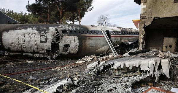 iran plane crash england france canada