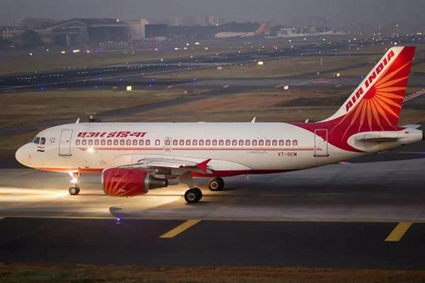 air india flight crashes after 57 hours in washington delhi flight