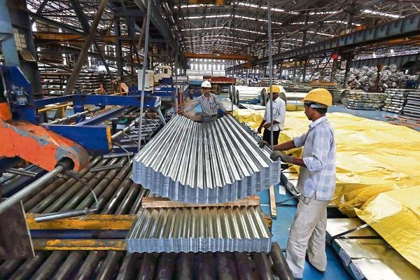 good news on economic front 1 8 increase in industrial production