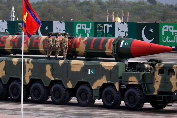 five pakistanis were caught stealing nuclear program in america