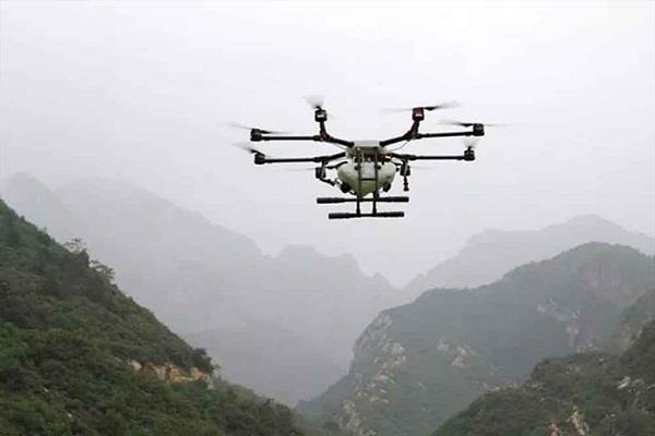 pak sending 10 15 drones to the border daily after the repeal of article 370