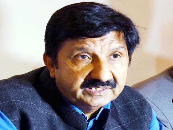 mukesh agnihotri target on bjp about delhi shootout
