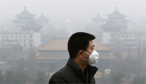 china beijing pollution ozone health issues