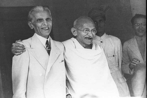 gandhi wanted to celebrate independence day in pakistan